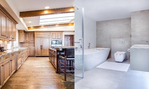 Rénovation cuisine - Rénovation salle de bains